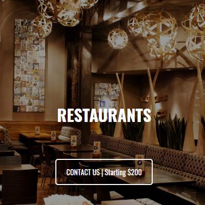 360 Virtual Tours in Saint Petersburg Restaurants