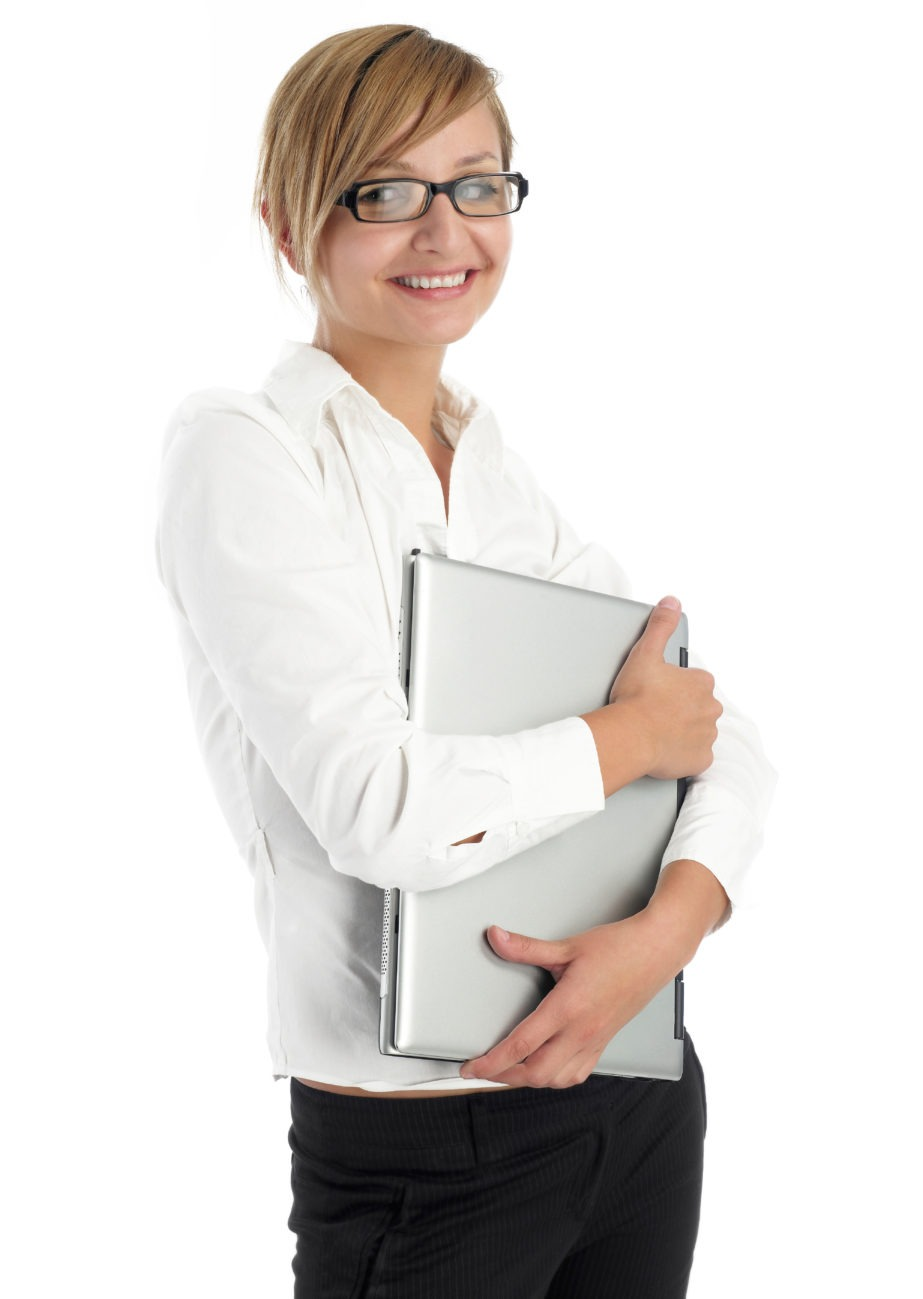Sun Life Tech Business Woman