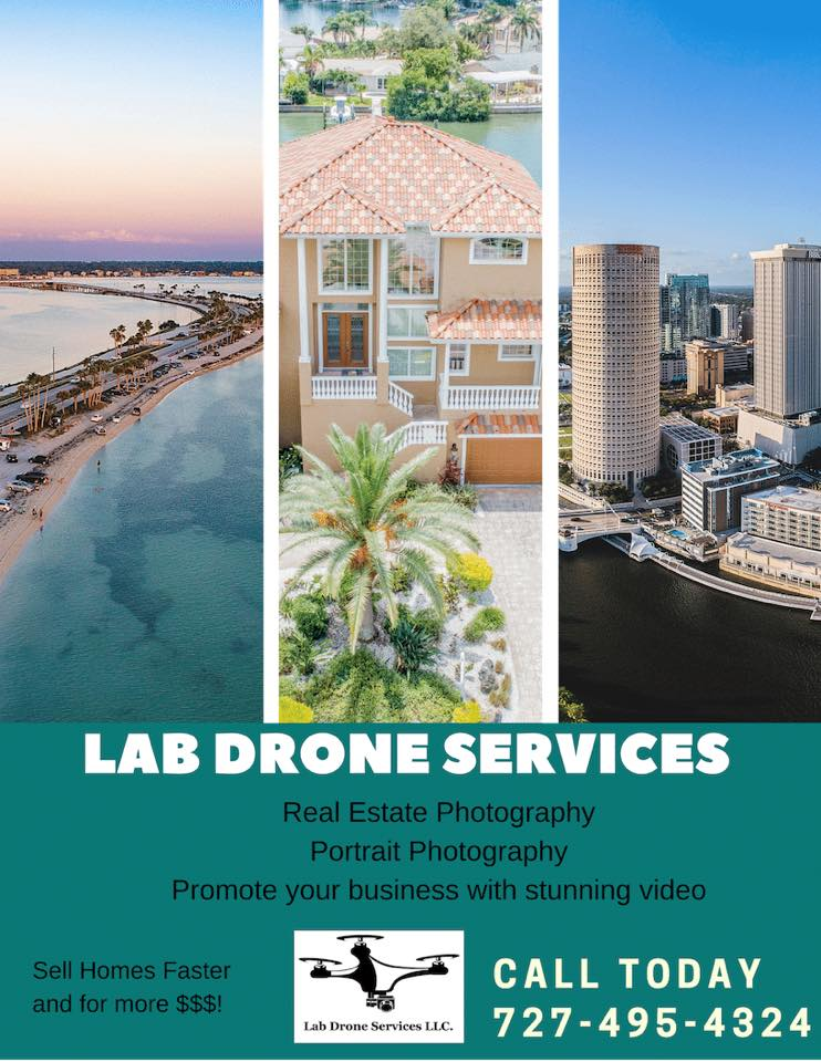 Lab Drone Services