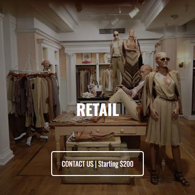 360 Virtual Tours in Saint Petersburg Retail